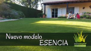 modelo de césped artificial paisajismo