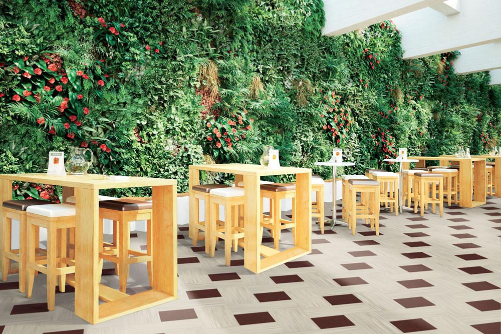 jardines verticales ideas de decoración
